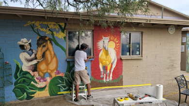 Photo of Arizona Window and Door, Anlin Donate New Windows to Therapeutic Riding of Tucson