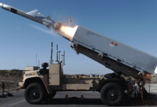 Photo of Raytheon Reports Successful Test of Ground Missile System for Sea Targets