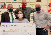 Photo of Chubb Generously Grants $550,000 to San Miguel High School
