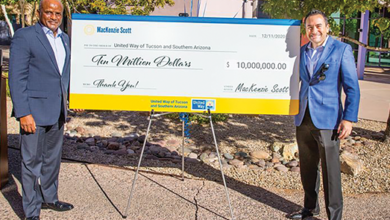 Photo of Historic $10 Million Gift from MacKenzie Scott