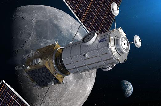 Photo of Paragon Space Development Corporation Joins Northrop Grumman Gateway as HALO Partner