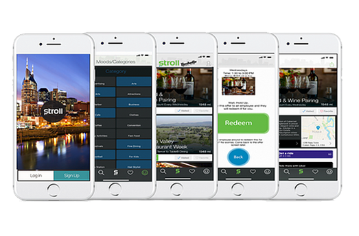 Photo of Simpleview Announces Partnership with Stroll Location-Based Platform