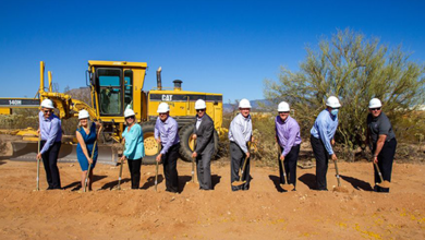 Photo of TMC Healthcare Breaks Ground on New Surgery Center on Rincon Campus