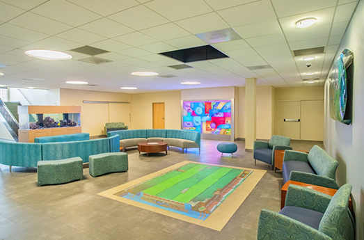 Photo of New Autism Center of Excellence Opens at Children's Clinics