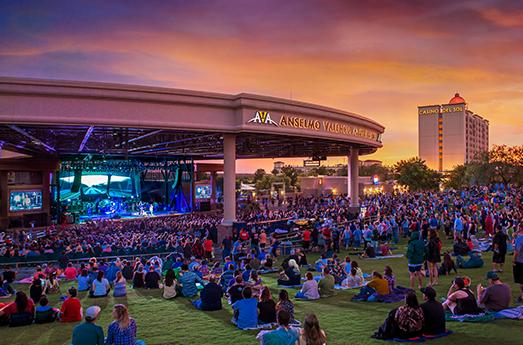 Photo of Live Events Return to Casino Del Sol's AVA Amphitheater