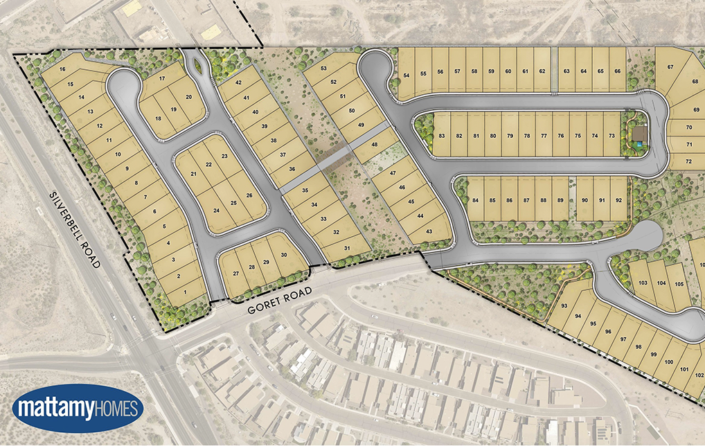 Photo of Mattamy Homes Expands Tucson Footprint with Westside Purchase