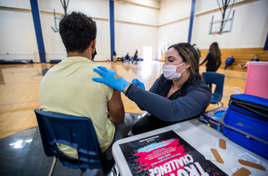 Photo of Pima County Health Department Gets 2021 Gold Innovative Practice Award