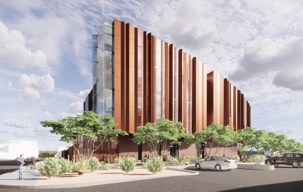 Photo of UArizona Begins Construction on New Applied Research Building