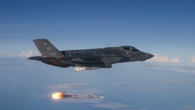 Photo of Raytheon Gets $482 Million U.S. Air Force Contract for Air-to-Air Missile