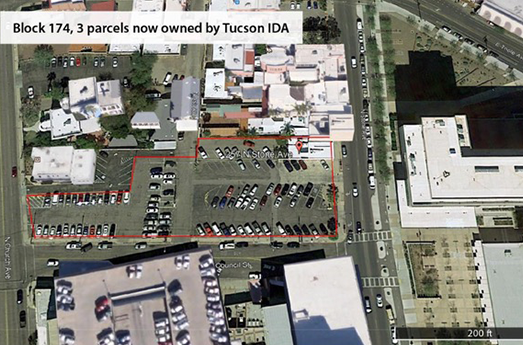 Photo of Tucson IDA Invests in Assembling Downtown Properties
