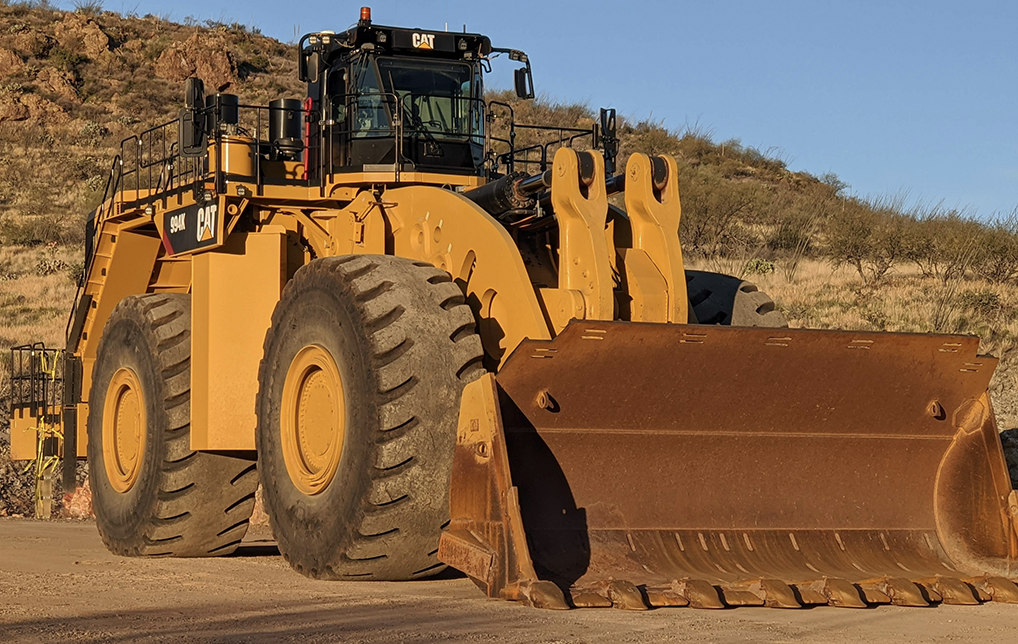 Photo of Caterpillar Inc. Offers Unique Driving Experience