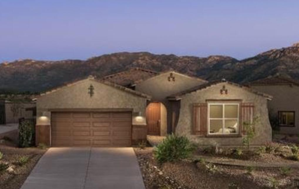 Photo of Meritage Homes Announces New Retreats at Twin Peaks in Marana