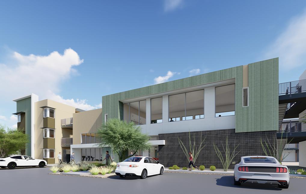 Photo of Greenlight Communities Brings 'Cabana' Multifamily Brand to Tucson
