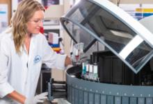 Photo of Roche Anchors Region's Bioscience Industry