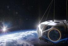 Photo of World View to Take Passengers to Edge of Space