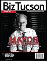 Photo ©2017 Brent G. Mathis Tucson Mayor