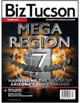 BIZTUCSON SUMMER 2015 COVER